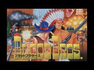 Blood Bros. Arcade. Deathless Walkthrough (1 Coin)