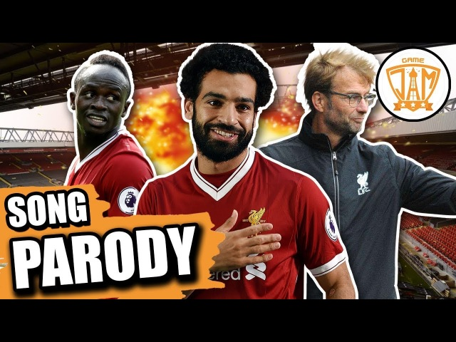 ♫ MO SALAH SONG | 'EGYPTIAN KING' FUNNY JAMES SIT DOWN PARODY MANE LIVERPOOL FC PREMIER LEAGUE