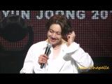 20180318 KIM HYUN JOONG HAZE in Osaka (1st Session) TALK HJ on TV
