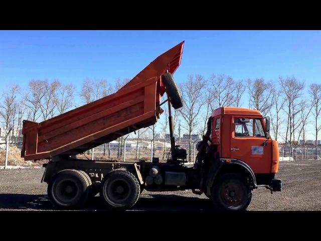 Самосвал Камаз 55111-15 6х4 (Tipper KAMAZ 55111-15)