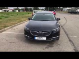 Opel Insignia Sports Tourer, удивил