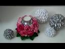Подсвечник Букетик роз Candlestick Rose bouquet