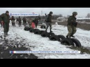 Соревнования по военному многоборью среди бойцов «Легиона». 20.02.2018, Панорама