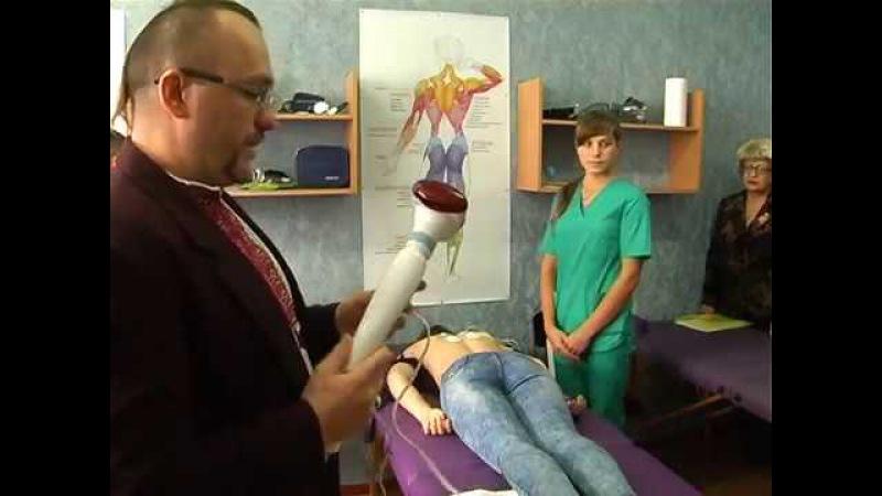 Для студентів-реабілітологів МЕГУ відкрили кабінет нетрадиційних методів ліку ...