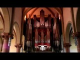 HQ Audio - Davy Jones' Theme on church organ - Philipp A. Grzywaczyk