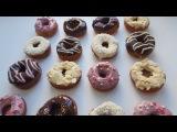 Пончики?самый простой рецепт дрожжевого теста!?Donuts
