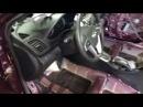 Hyundai Solaris усредненная картина по штатной шумке материалов маловато и невысокого качества
