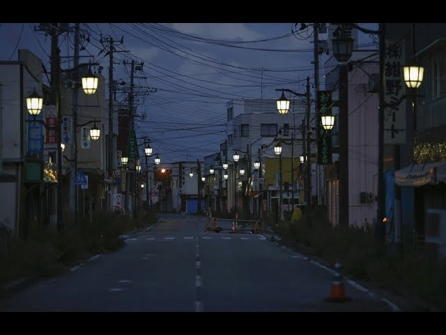 ЗАБРОШЕННЫЙ ГОРОД ПРИЗРАК В ЯПОНИИ | ФУКУСИМА