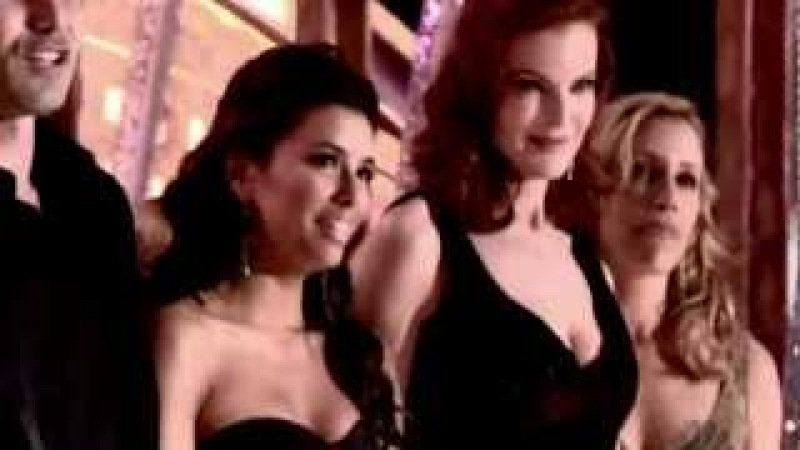 Desperate Housewives (BTS) - I Will Remember You