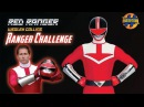 POWER RANGERS Time Force s Jason Faunt Takes The Ranger Challenge!