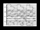 Prokofiev's Symphony No.3 , 3rd Movement (Allegro agitato) (Audio Sheet Music)