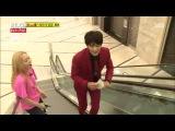 150705 Running Man SNSD Tiffany Sunny Seohyun Taeyeon OUT!!!