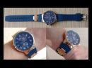 Часы Ulysse Nardin Marine Кварц Синий