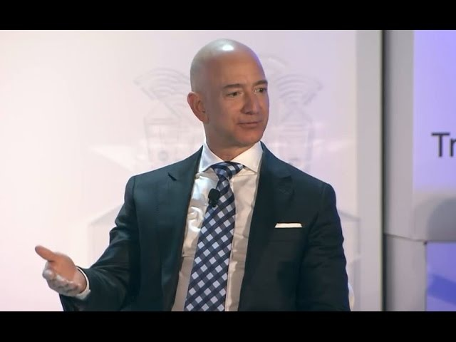 Amazon's Jeff Bezos: Lessons in Management at I.A. Gala 2017