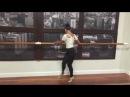 TECNICA FEMMINILE con ANTONELLA TERRAZAS presso passione tango altamura ba