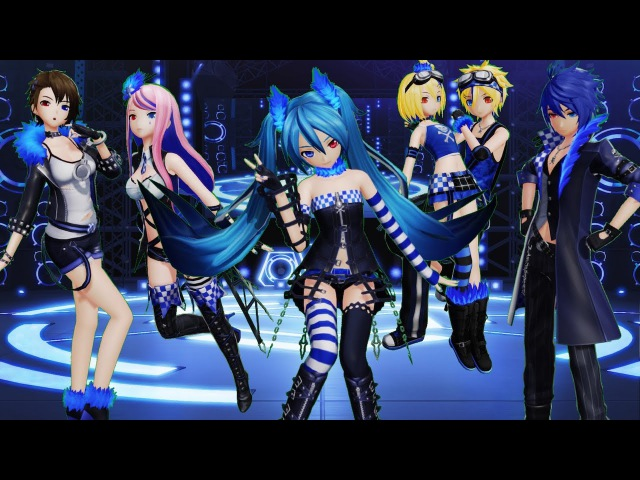 Cool Medley - Cyber Rock Jam ALL STARS English Subs
