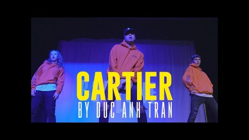Dopebwoy CARTIER Choreography by Duc Anh Tran (Performance)
