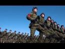 Парадный батальон курсантов и офицеров Военной академии МТО готов к участию в параде Победы