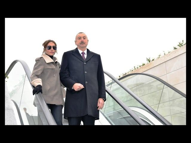 Mehriban Əliyeva: Birinci vitse-prezident kimi 1 ildə nələr dəyişdi? 21 fevral 2018