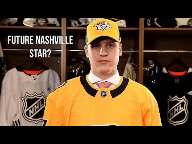 Eeli Tolvanen Best Goals And Highlights. Nashville Predators future star?