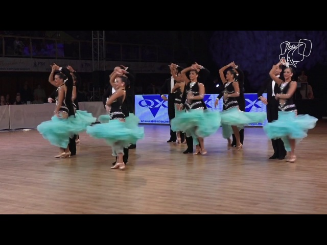 TSC Schwarz-Gold d. ASC Göttingen 1846, GER | 2016 World Formation Standard | DanceSport Total