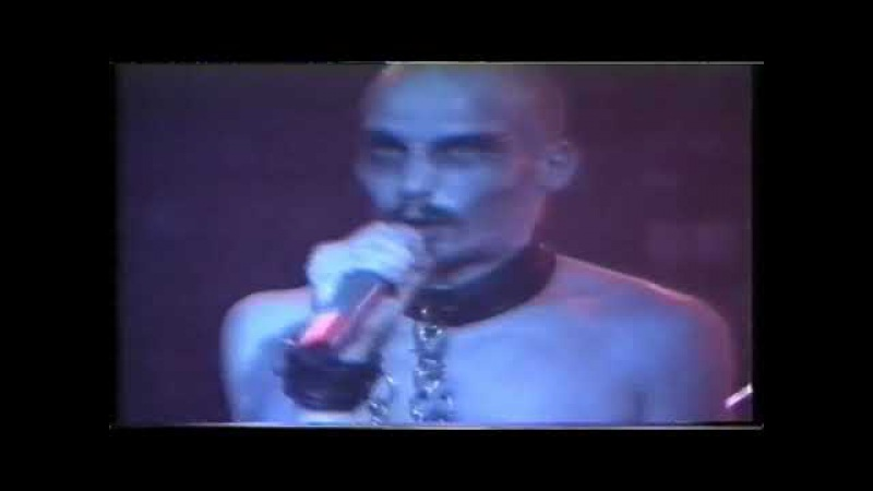 Impaled Nazarene - Live in Wertheim, Germany 1993 (Proshot)