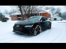 Audi Quattro Pulling Power Compilation December 2017