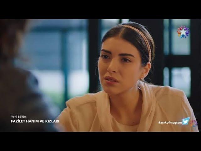 Fazilet Hanım ve Kızları 34. Bölüm - Hazan Abim Aşık Olmuş - Sinan ve Hazan