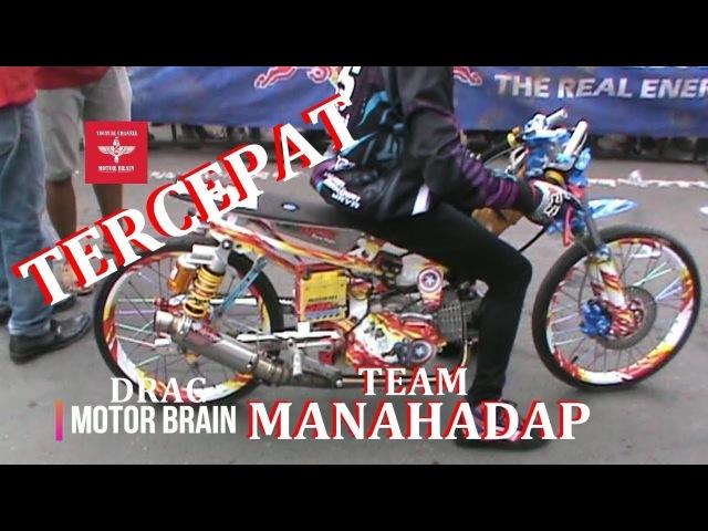 INI DIA JUPITER TERCEPAT Pml TU 130cc Team MANAHADAP VIDEO DRAG BIKE