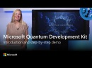 Microsoft Quantum Development Kit Introduction and step-by-step demo