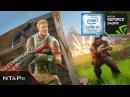 Fortnite Battle Royale | Nvidia Geforce 940MX | i5 7200U