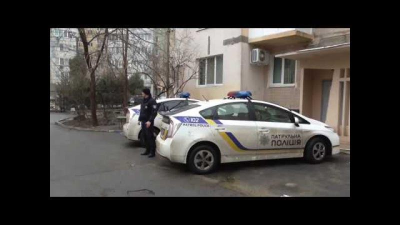 В Одесі знешкоджено «стрілка»