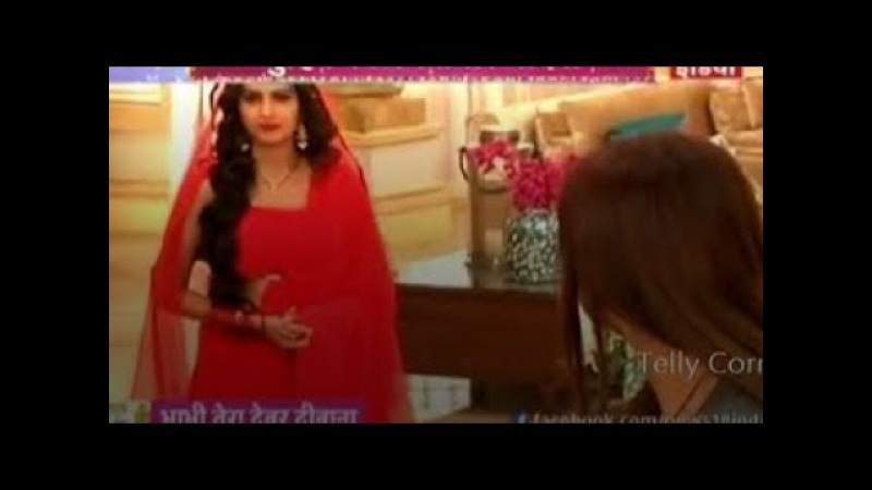 Iss Pyaar Ko Kya Naam Doon : Chadni's Bridal Look surprises Advay's Family : Upcoming Twist