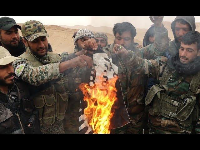 Война против ИГИЛ / ISIS War / حرب داعش