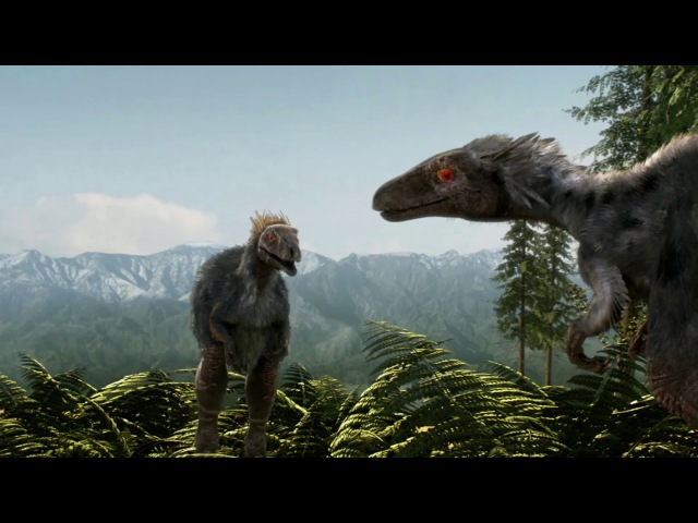 MARCH OF THE DINOSAURS | FULL MOVIE | EN