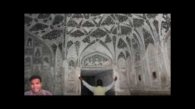 Дворец Зеркал - ванная королевы Мумтадж Махал
