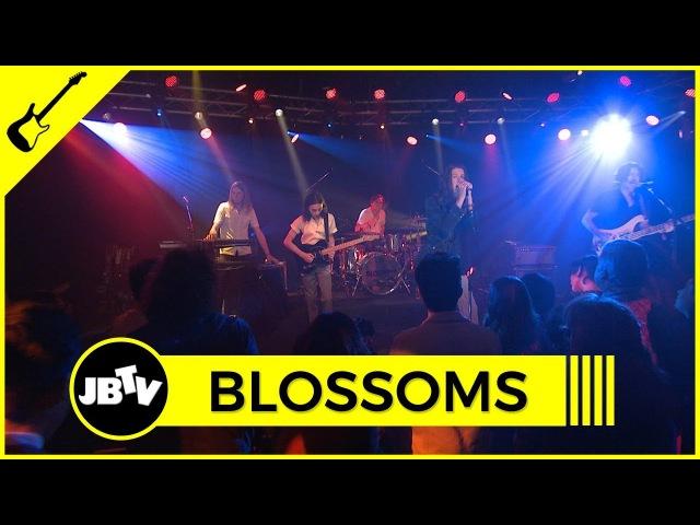 Blossoms - Charlemagne | Live @ JBTV