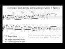 Creative 2 note Approach note Exercises/ part 2 /All instruments