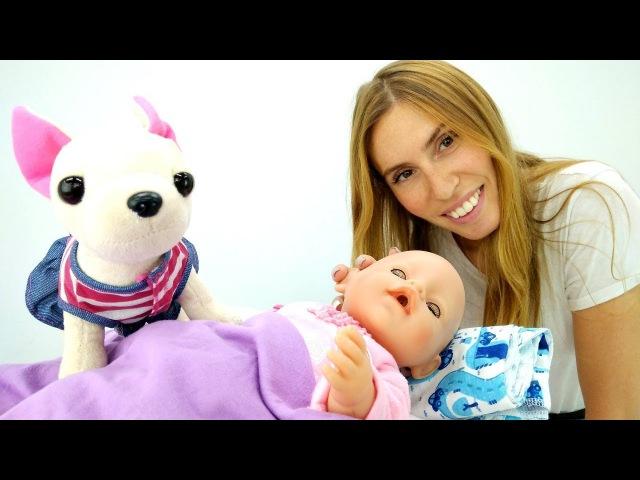 Come Mamma nuovi episodi italiano-Nuova ricetta da Lulu-Giochi per bambini con la bambola Nenuco