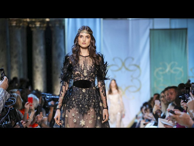Elie Saab Haute Couture Fall Winter 2017 2018 Full Show Exclusive