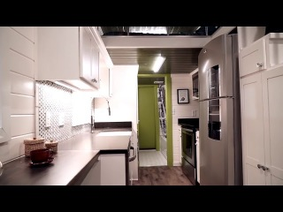 Дом из контейнера 40 футов