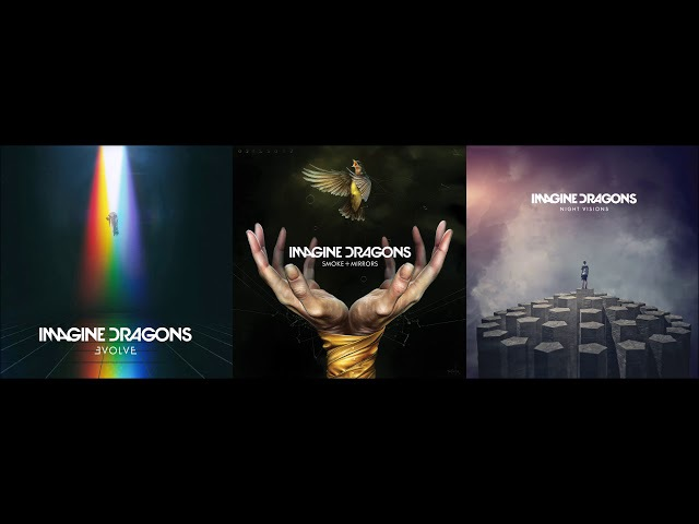 Imagine Dragons - The Megamix 2 (Mashup by InanimateMashups)