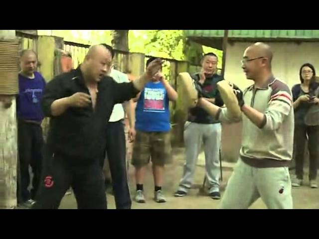 Five Apes Tongbei Quan - old skool kung fu conditioning