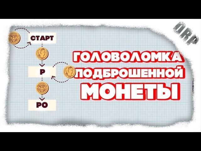 Головоломка подброшенной монеты TED-Ed на русском 