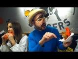 Магазин GUCCI в Санкт-Петербурге. SOBOLEV Burger 2.0 vs LARIN Burger 2.0