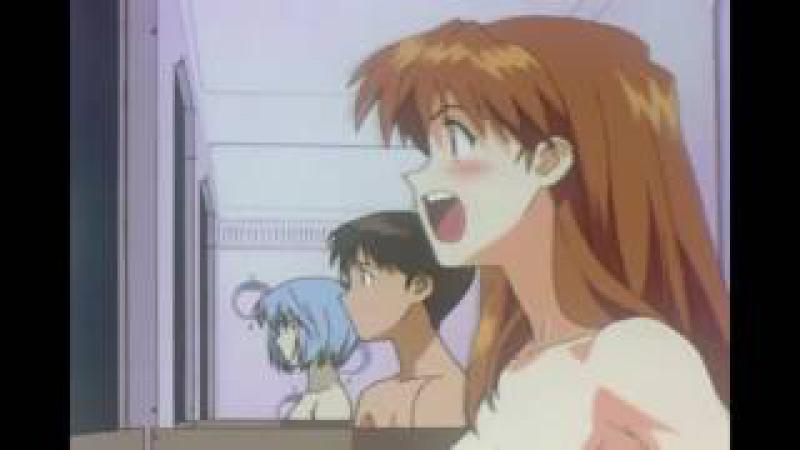 Neon Genesis Evangelion Every Time Asuka Goes 'EHHH