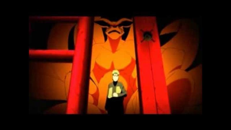 Naruto Kurama vs Tobi AMV