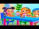 Супер Няня - Детские Шалости. Помоги Няне справится с малышами мультик для детей ГАМИКС
