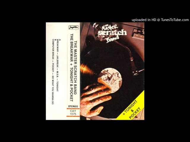 The Master Scratch Band - Pocket