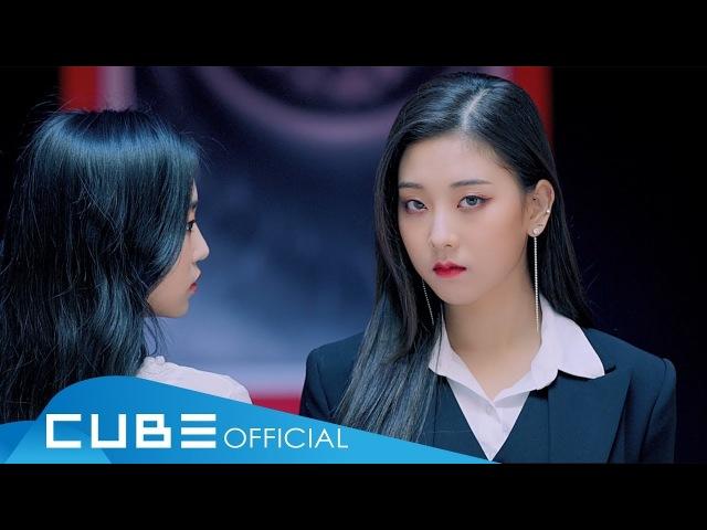 CLC(씨엘씨) - 'BLACK DRESS' Official Music Video